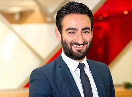 Elie Bourjaili - Senior Manager, Sopra Steria Next, Secteur Public