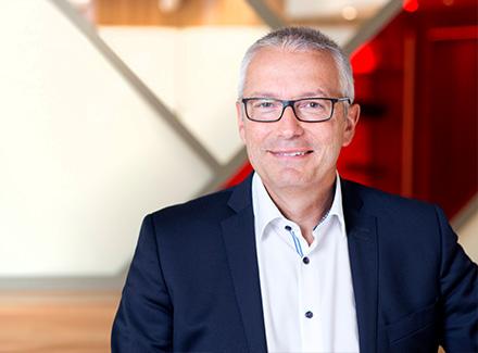 Frédéric Godeau - Directeur Transport, Sopra Steria