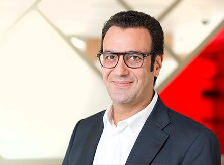 Hichem Dhrif - Directeur Conseil Défense & Sécurité, Sopra Steria Next