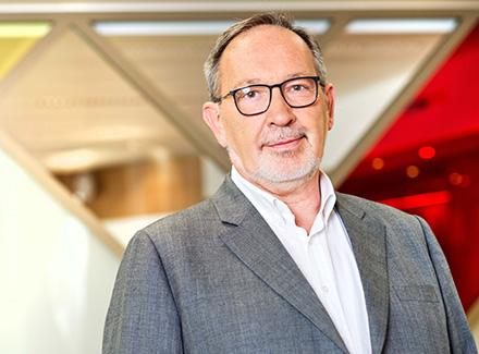 Xavier Pecquet, Membre du Comité Exécutif, Sopra Steria