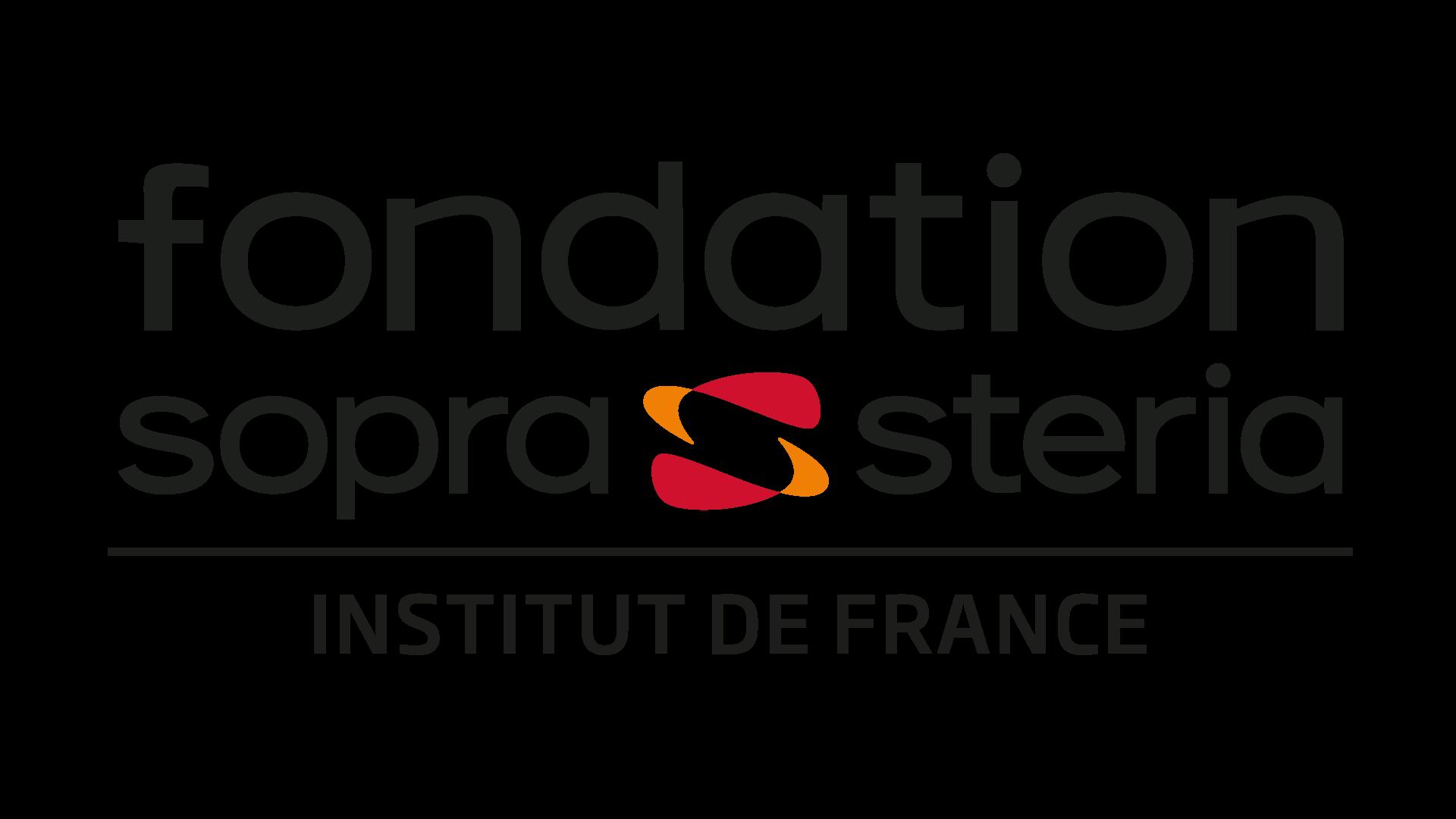 logo Fondation Sopra Steria-Institut de France